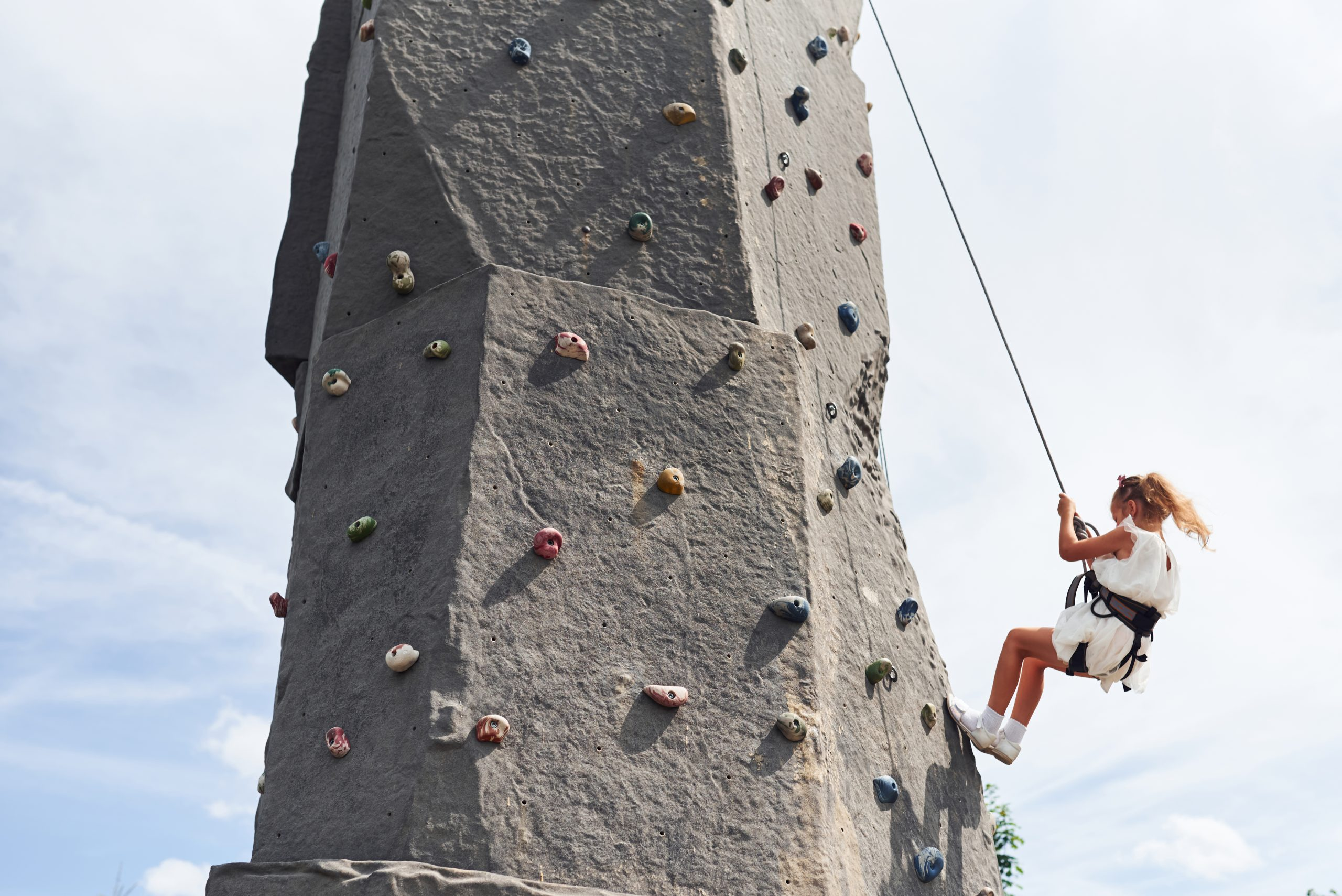 Rock Climbing and Kids: The Perfect Combination